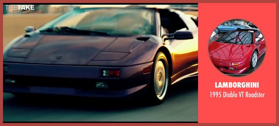 Lamborghini roadster from Pain & Gain seen with Mark Wahlberg (Daniel Lugo)