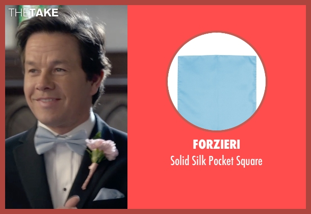 Forzieri blue square from Ted 2 seen with Mark Wahlberg (John Bennett)