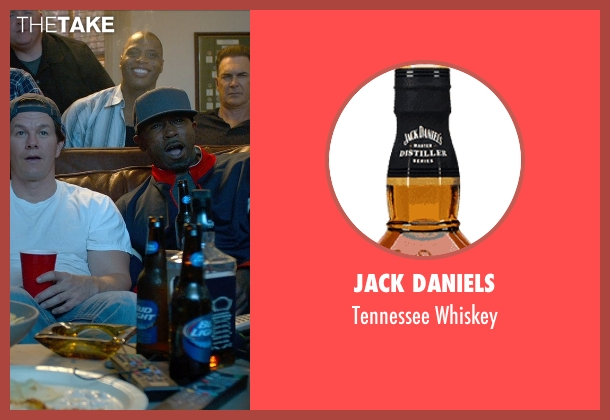 Jack Daniels whiskey from Ted 2 seen with Mark Wahlberg (John Bennett)