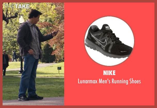 Nike black shoes from Ted seen with Mark Wahlberg (John Bennett)