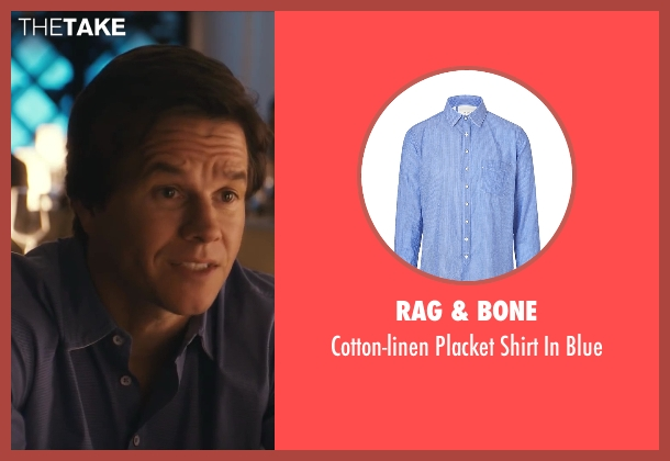 Rag & Bone blue blue from Ted seen with Mark Wahlberg (John Bennett)
