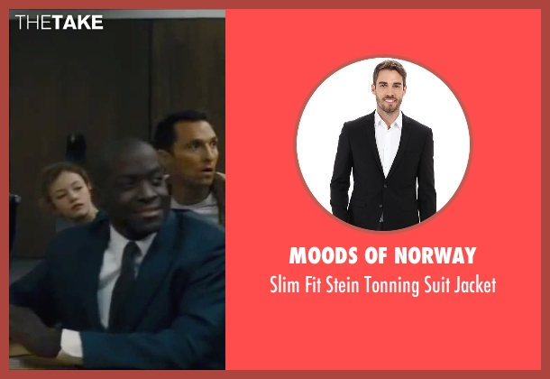 Moods of Norway black jacket from Interstellar seen with Marlon Sanders (Jenkins)