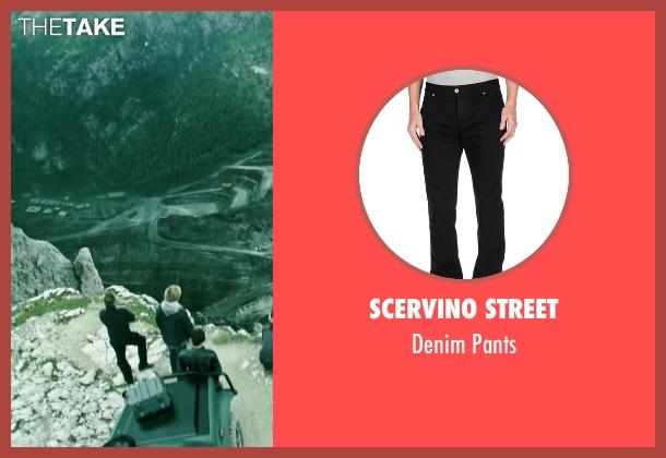 Scervino Street black pants from Point Break seen with Matias Varela (Grommet)