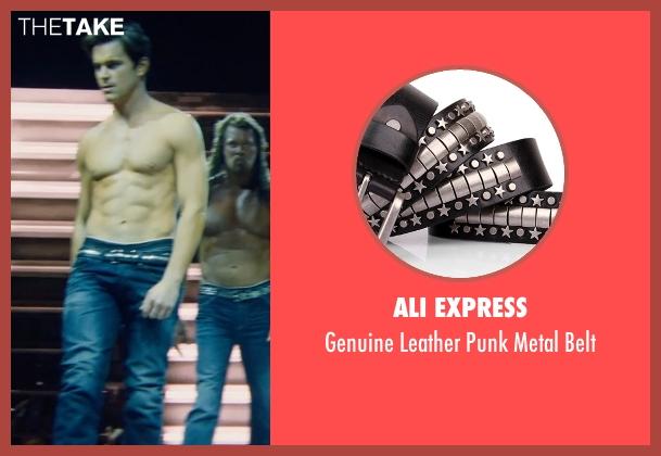 Ali Express black belt from Magic Mike XXL seen with Matt Bomer (Ken)
