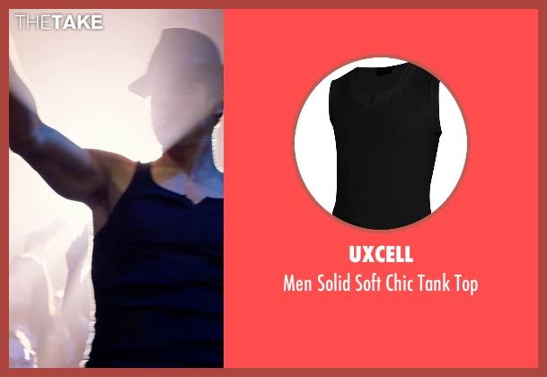 Uxcell black top from Magic Mike XXL seen with Matt Bomer (Ken)