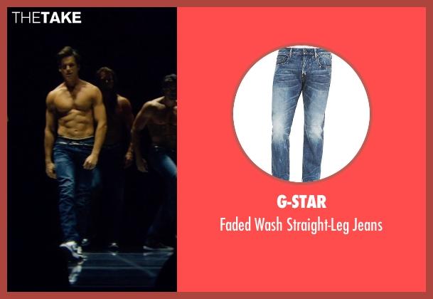 G-Star blue jeans from Magic Mike XXL seen with Matt Bomer (Ken)
