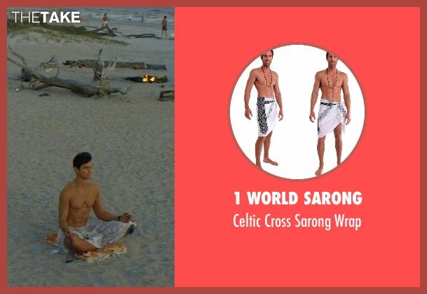1 World Sarong wrap from Magic Mike XXL seen with Matt Bomer (Ken)