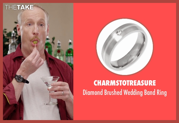 CharmsToTreasure ring from Get Hard seen with Matt Walsh (Unknown Character)