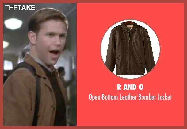 R And O brown jacket from Legally Blonde seen with Matthew Davis (Warner)