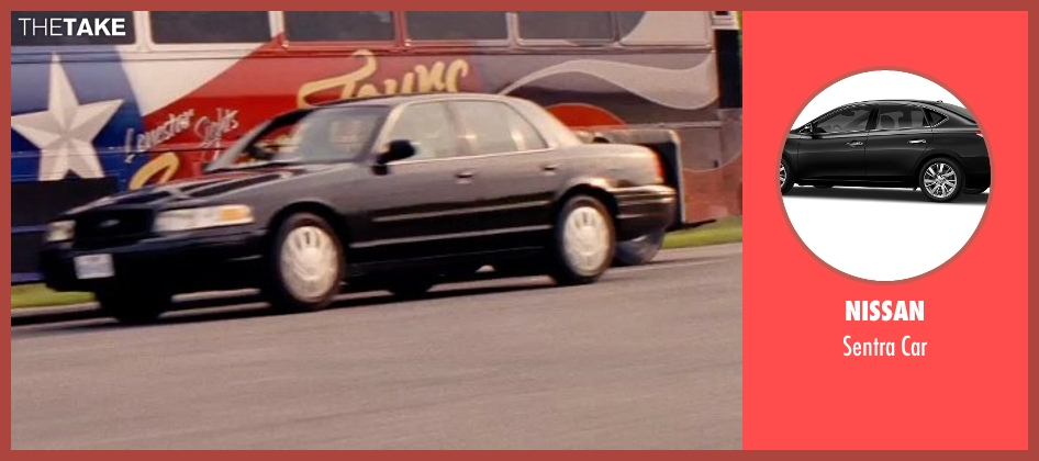 Nissan car from Hot Pursuit seen with Matthew Del Negro (Hauser)