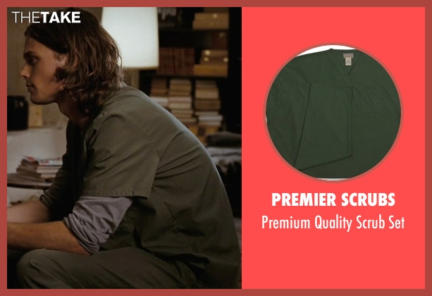 Premier Scrubs set from (500) Days of Summer seen with Matthew Gray Gubler (Paul)