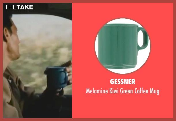 Gessner mug from Interstellar seen with Matthew McConaughey (Cooper)