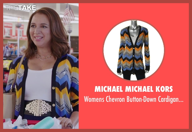 Michael Michael Kors top from Sisters seen with Maya Rudolph (Brinda)