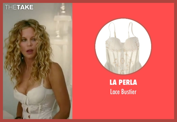 La Perla white bustier from The Women seen with Meg Ryan (Mary Haines)