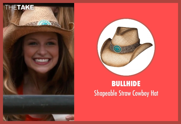 Bullhide beige hat from The Longest Ride seen with Melissa Benoist (Marcia)