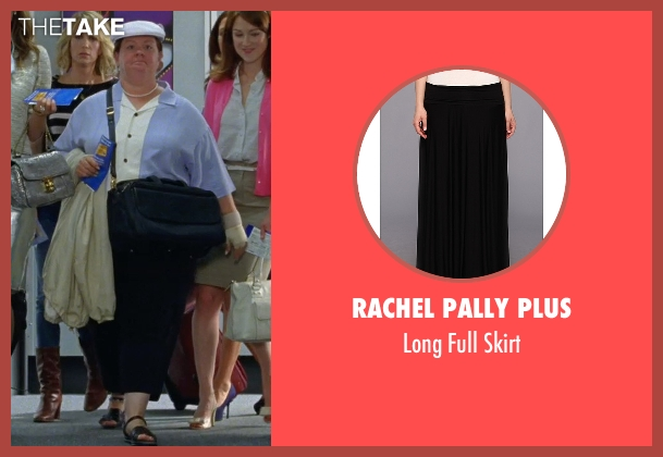 Rachel Pally Plus black skirt from Bridesmaids seen with Melissa McCarthy (Megan Price)