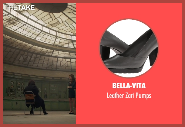 Bella-Vita black pumps from Spy seen with Melissa McCarthy (Susan Cooper)