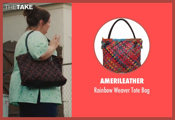 AmeriLeather bag from St. Vincent seen with Melissa McCarthy (Maggie)