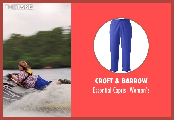 Croft & Barrow blue women's from Tammy seen with Melissa McCarthy (Tammy)