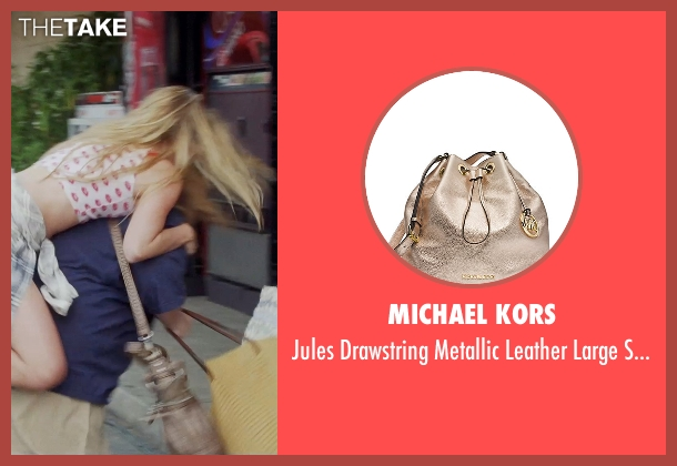 Michael Kors brown bag from Tammy seen with Melissa McCarthy (Tammy)