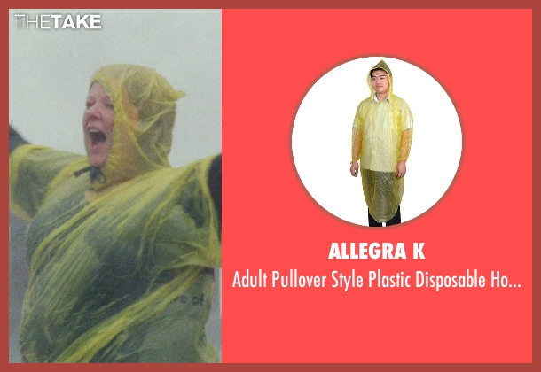 Allegra K yellow poncho from Tammy seen with Melissa McCarthy (Tammy)