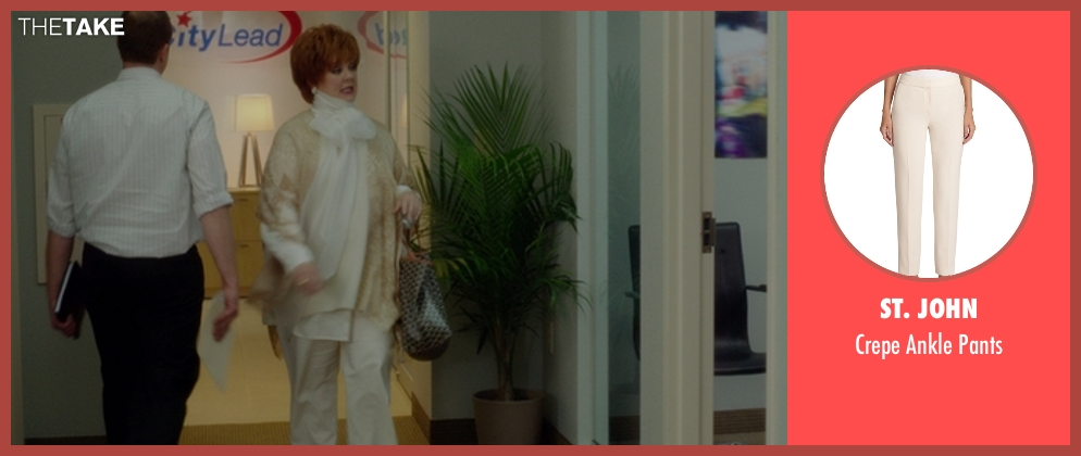 St. John pants from The Boss seen with Melissa McCarthy (Michelle Darnell)