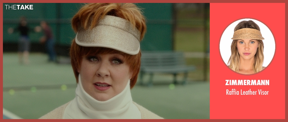 Zimmermann visor from The Boss seen with Melissa McCarthy (Michelle Darnell)