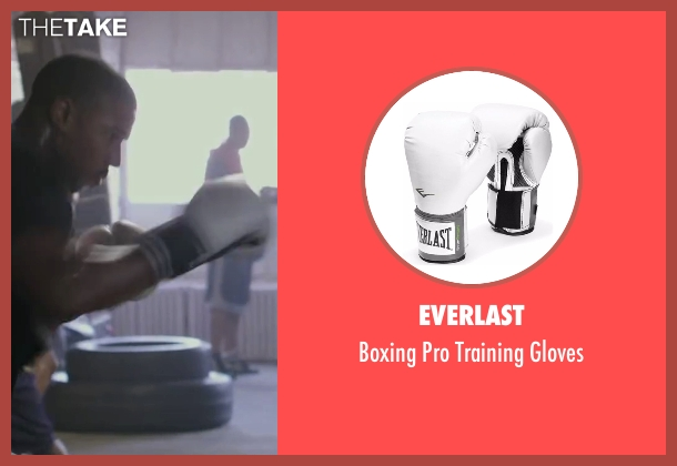 Everlast gloves from Creed seen with Michael B. Jordan (Adonis Johnson)