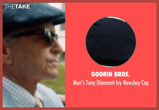 Goorin Bros. cap from And So It Goes seen with Michael Douglas (Oren Little)
