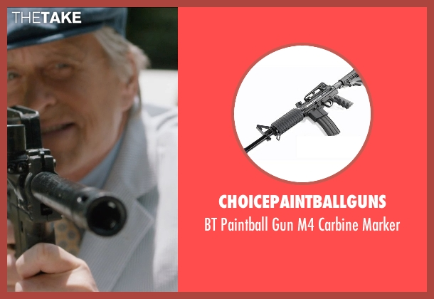 ChoicePaintballGuns marker from And So It Goes seen with Michael Douglas (Oren Little)