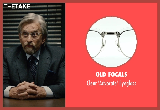 Old Focals eyeglass from Ant-Man seen with Michael Douglas (Hank Pym)