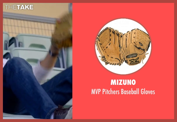 Mizuno gloves from About Last Night seen with Michael Ealy