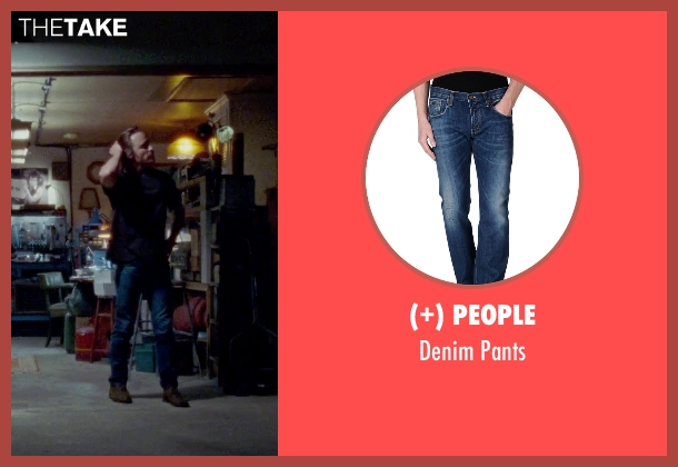 (+) People blue pants from Steve Jobs seen with Michael Fassbender (Steve Jobs)