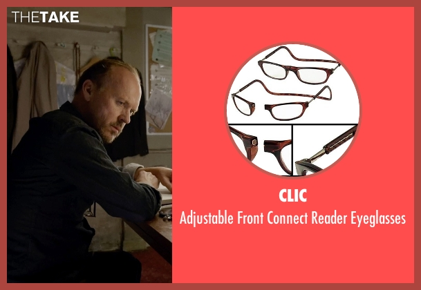 Clic eyeglasses from Birdman seen with Michael Keaton (Riggan)