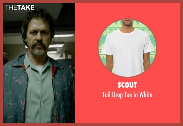 Scout white white from Birdman seen with Michael Keaton (Riggan)