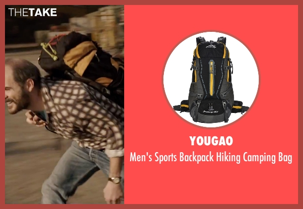 Yougao black bag from Everest seen with Michael Kelly (Jon Krakauer)