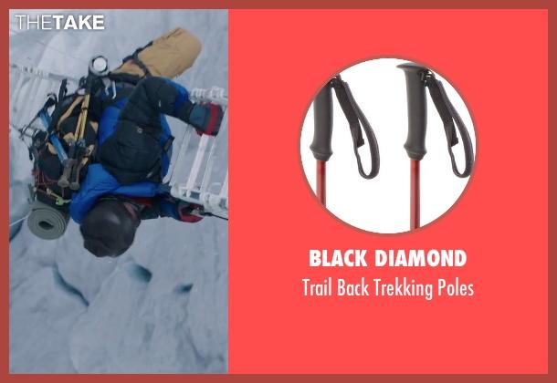 Black Diamond poles from Everest seen with Michael Kelly (Jon Krakauer)