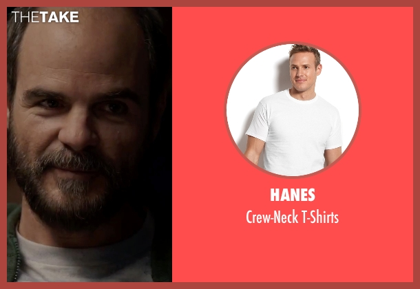 Hanes white t-shirts from Everest seen with Michael Kelly (Jon Krakauer)