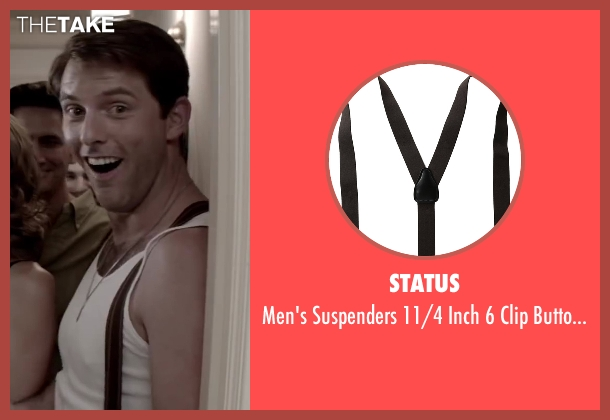 Status brown closure from Jersey Boys seen with Michael Lomenda (Nick Massi)