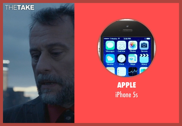 Apple 5s from John Wick seen with Michael Nyqvist (Viggo Tarasov)