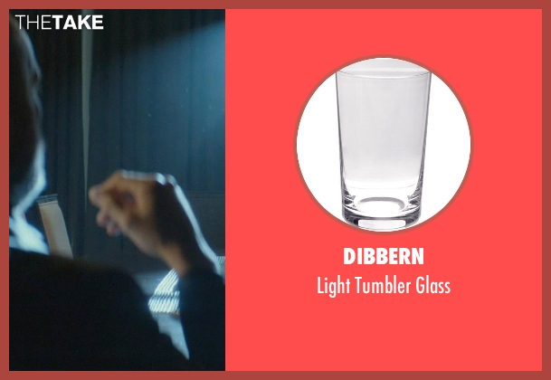 Dibbern glass from John Wick seen with Michael Nyqvist (Viggo Tarasov)