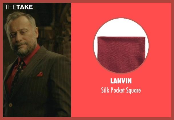 Lanvin red square from John Wick seen with Michael Nyqvist (Viggo Tarasov)