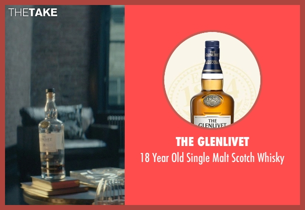 The Glenlivet whisky from John Wick seen with Michael Nyqvist (Viggo Tarasov)