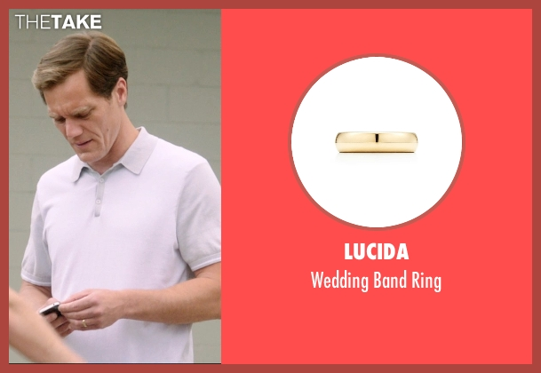Lucida gold ring from 99 Homes seen with Michael Shannon (Rick Carver)