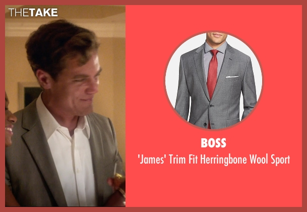 BOSS gray sport from 99 Homes seen with Michael Shannon (Rick Carver)