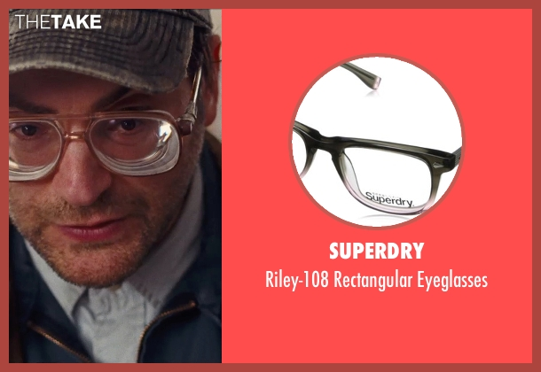 Superdry eyeglasses from Cut Bank seen with Michael Stuhlbarg (Derby Milton)