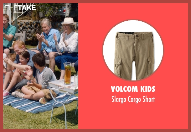 Volcom Kids short from And So It Goes seen with Michael Terra (Peter)