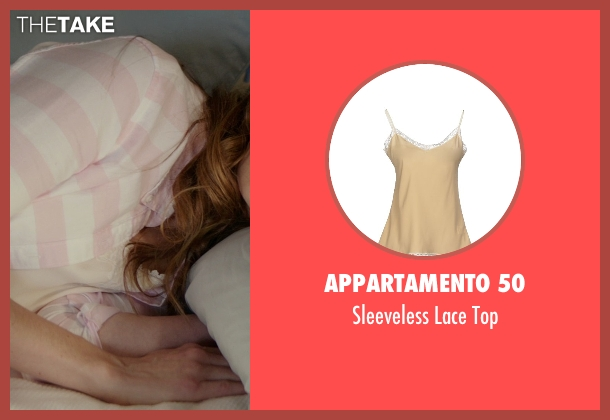 Appartamento 50 beige top from The Best of Me seen with Michelle Monaghan (Amanda Collier)