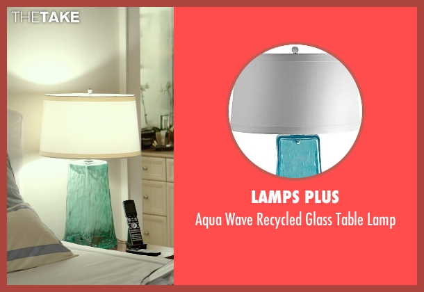 Lamps Plus lamp from The Best of Me seen with Michelle Monaghan (Amanda Collier)