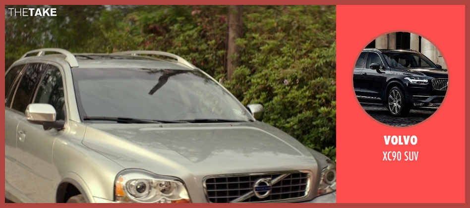Volvo suv from The Best of Me seen with Michelle Monaghan (Amanda Collier)